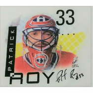 NHL Montreal Canadiens Foundation Patrick Roy T-Shirt