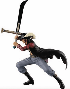 One Piece Dramatic Showcase Dracule Mihawk Figure