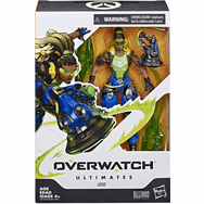 Overwatch Ultimates Lucio Figure