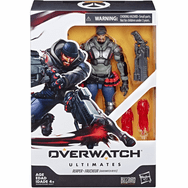 Overwatch Ultimates Reaper Blackwatch Reyes Figure