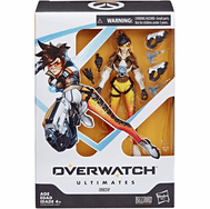Overwatch Ultimates Tracer Figure