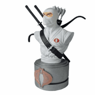 Palisades GI Joe Storm Shadow Resin Mini Bust