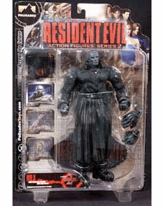 Palisades Resident Evil Series 2 Mr. X Action Figure