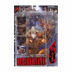 Palisades Resident Evil William G4 Action Figure