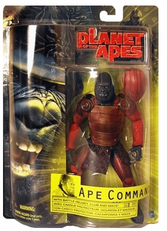 Planet of the Apes Ape Commander Figure