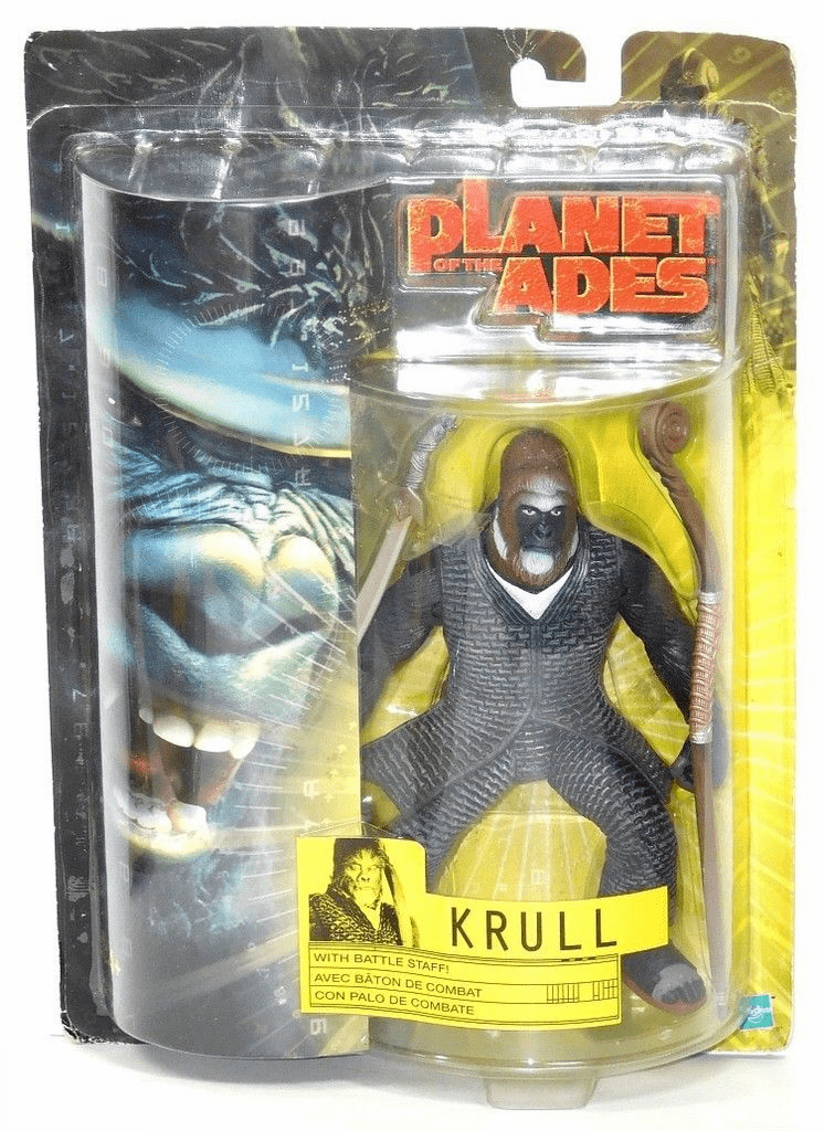 Planet of the Apes Krull Action Figure