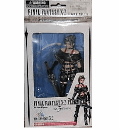 Final Fantasy X 2 Paine Play Arts Action Figure