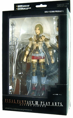 Play Arts Final Fantasy XII Ashe Action Figure