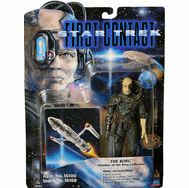 Playmates Star Trek First Contact The Borg Figure