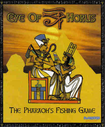 Playroom Entertainment Eye of Horus Card Game