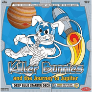 Playroom Entertainment Killer Bunnies and the Journey To Jupiter Game
