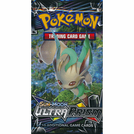 Pokemon Sun and Moon Ultra Prism Booster Pack