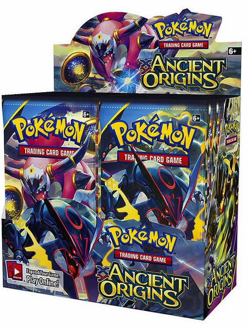 Pokemon XY Ancient Origins Sealed Booster Box