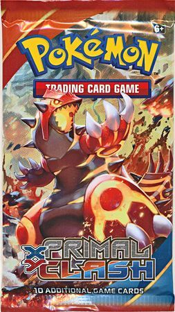 Pokemon XY Primal Clash Booster Pack