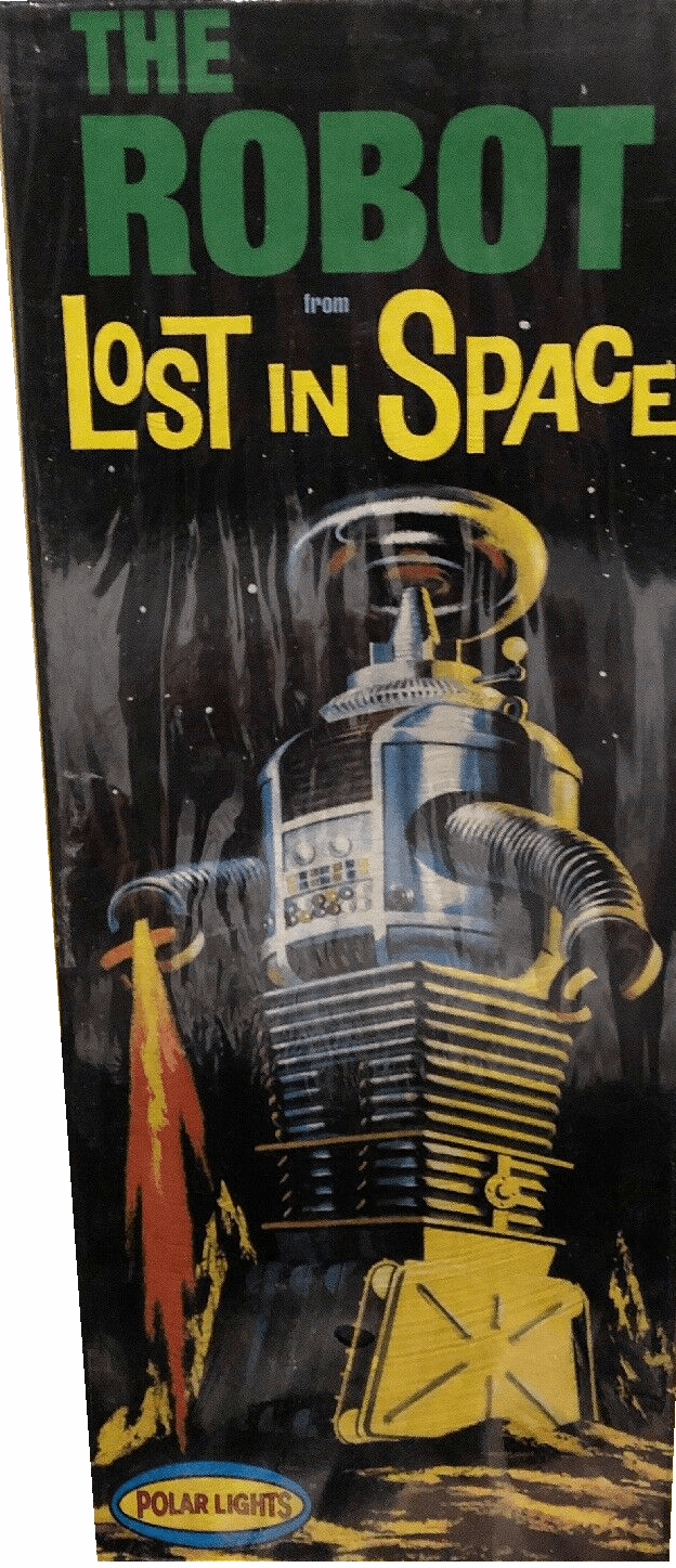 Polar Lights Lost in Space The Robot Model Kit
