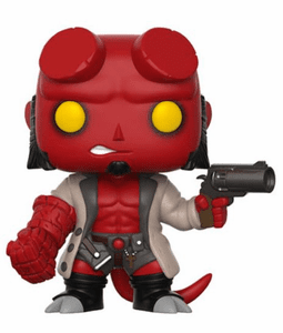 Funko Pop! Comics Vinyl Figures