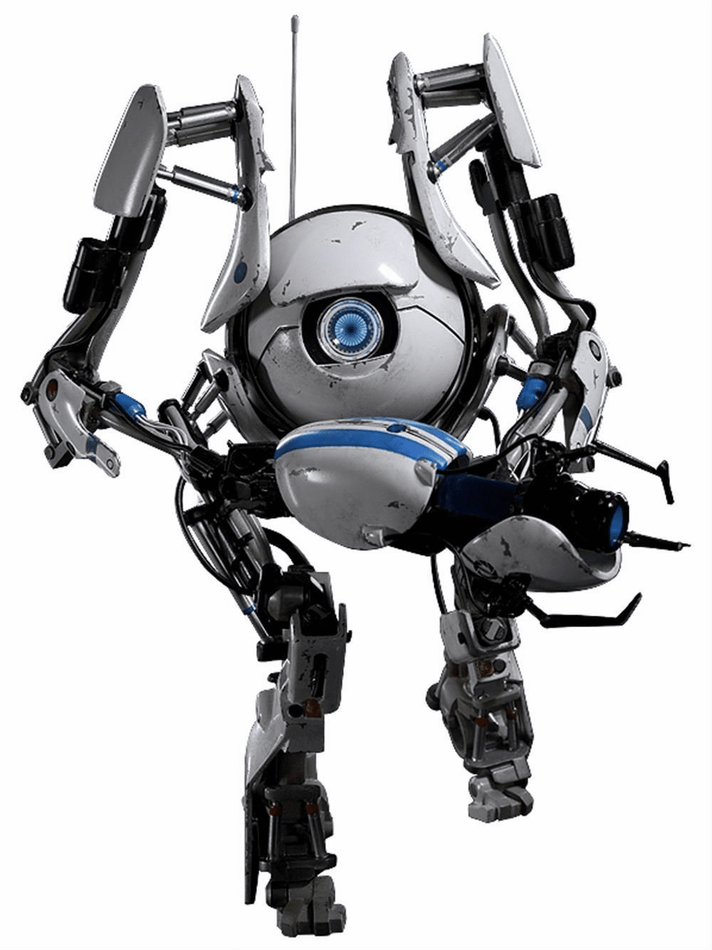 Portal 2 Atlas 1/6 Scale Collectible Figure