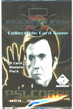 Precedence Babylon 5 Psi Corps Booster Pack
