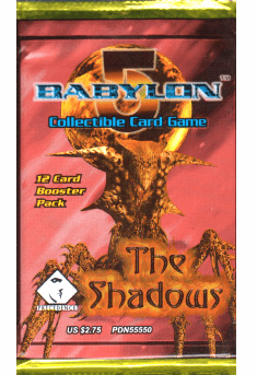Precedence Babylon 5 The Shadows Booster Pack
