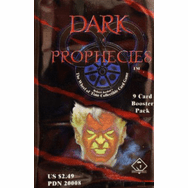 Precedence Wheel of Time Dark Prophecies Booster Pack