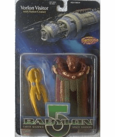 Premiere Toys Babylon 5 Vorlon Visitor Action Figure