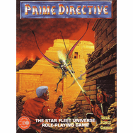 Prime Directive The Star Fleet Universe Role-Playing Game