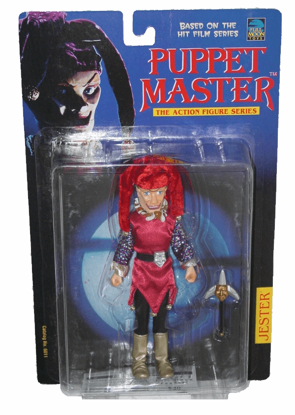 Puppet Master Jester Figure