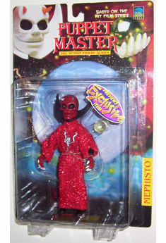 Puppet Master Mephisto Exclusive Red Action Figure