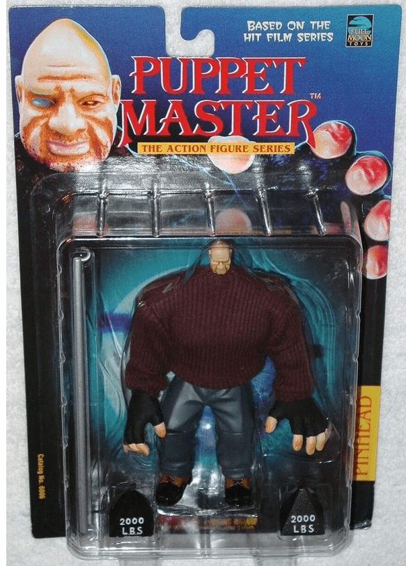 Puppet Master Pinhead Action Figure