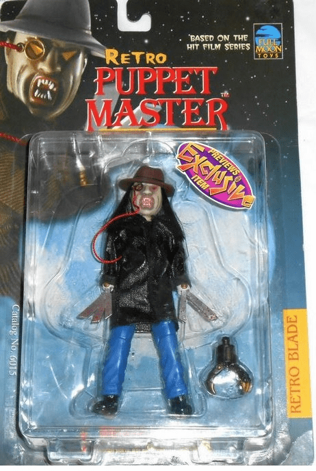 Puppet Master Retro Blade Action Figure