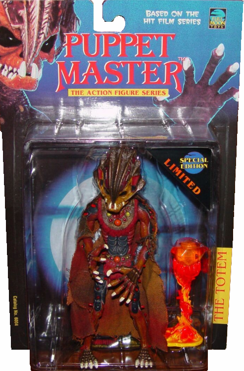 Puppet Master The Totem Special Edition Figure