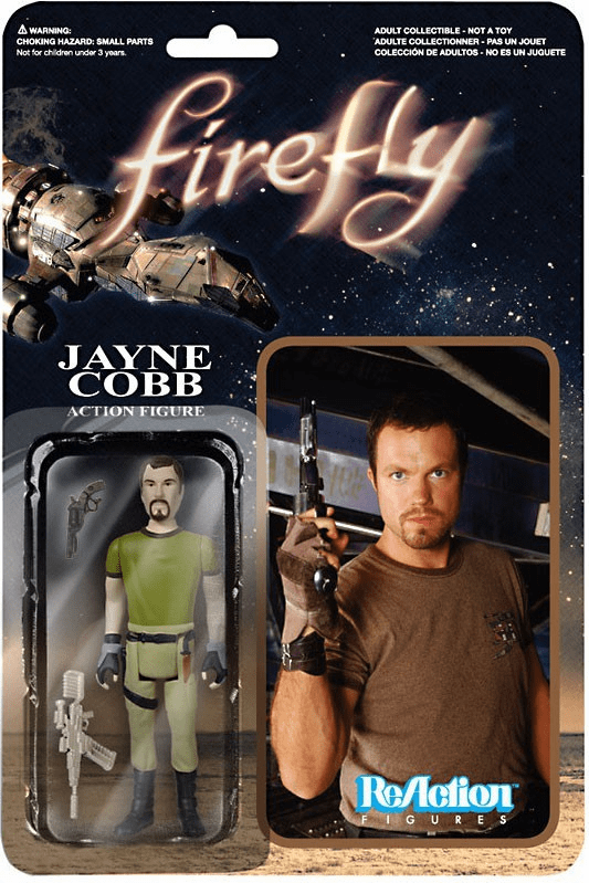 ReAction Firefly Jayne Cobb Figure