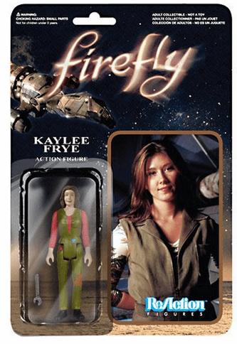 ReAction Firefly Kaylee Frye Figure
