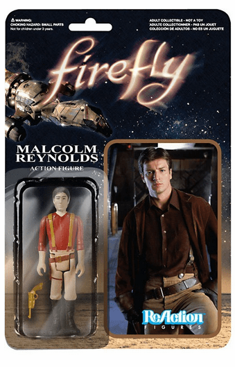 ReAction Firefly Malcolm Reynolds Figure
