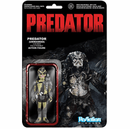 ReAction Predator Unmasked Action Figure