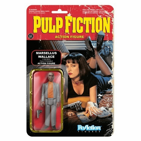 ReAction Pulp Fiction Marsellus Wallace Figure