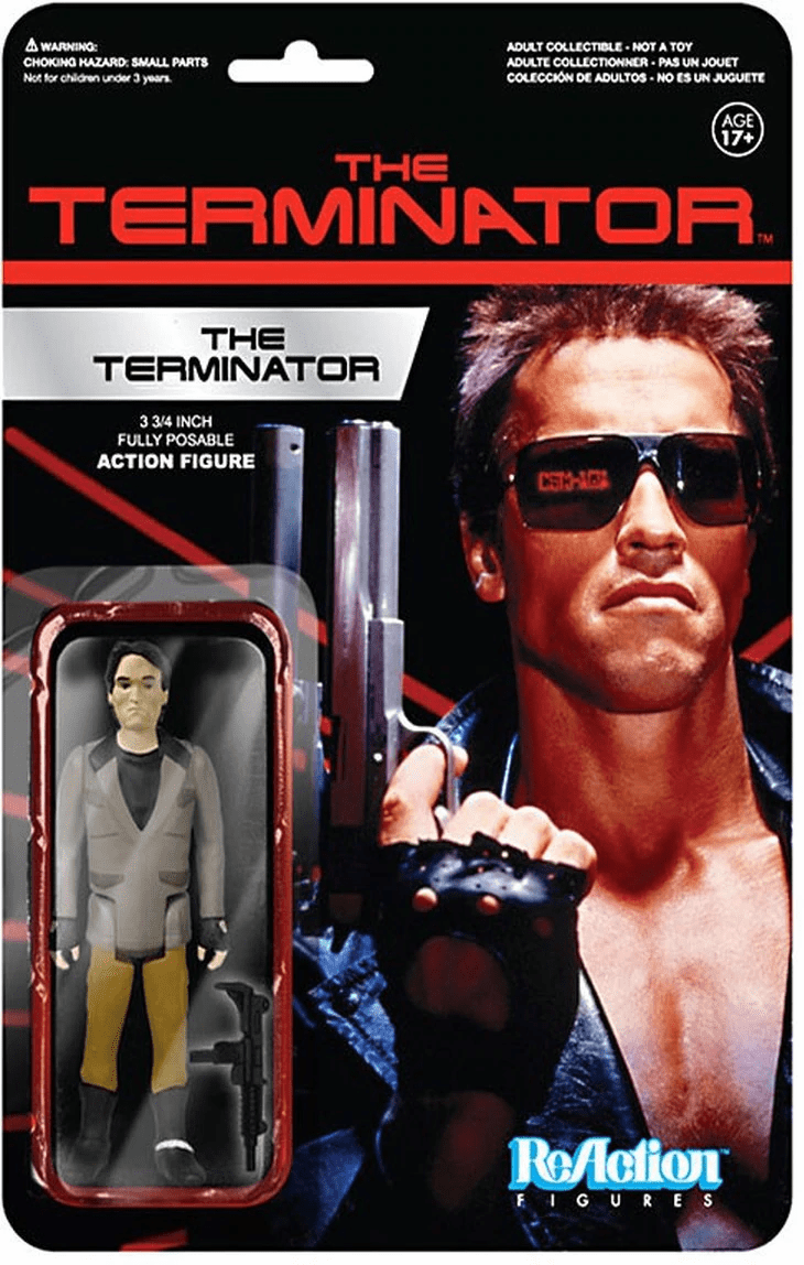ReAction The Terminator Future Terminator Figure
