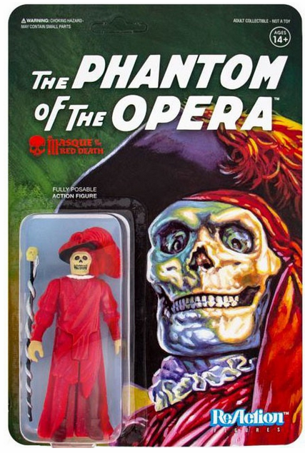 ReAction Universal Monsters 1925 The Phantom of the Opera Figure
