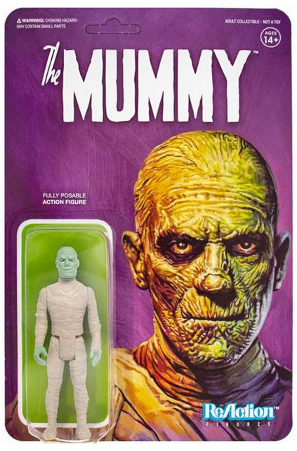 ReAction Universal Monsters 1932 The Mummy Figure