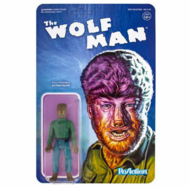 ReAction Universal Monsters 1941 The Wolf Man Figure