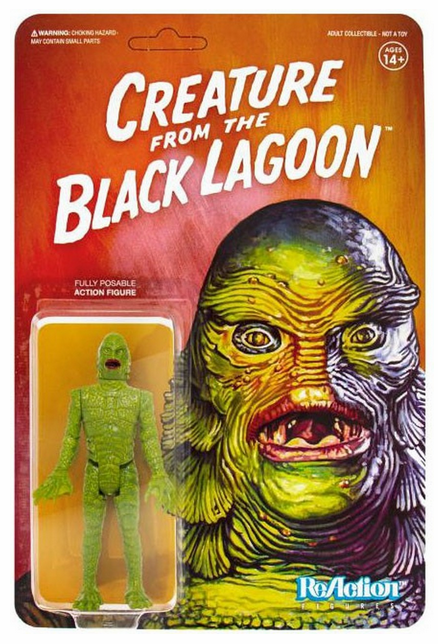 ReAction Universal Monsters Creature from The Black Lagoon Figure