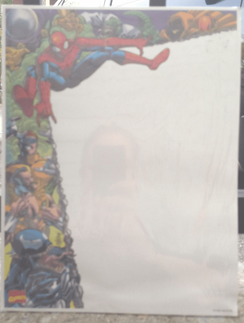 "Rediform Marvel Comics Spider-Man 8.5""x 11"" Memo Sheets"