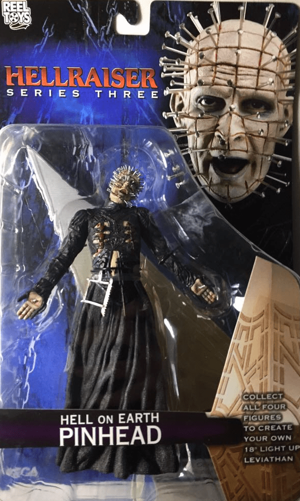 Reel Toys Hellraiser Hell on Earth Pinhead Action Figure