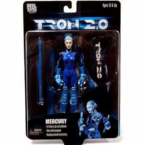 Reel Toys Tron 2.0 Mercury Figure
