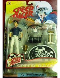 ReSaurus Speed Racer Action Figure
