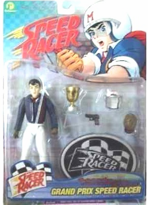 ReSaurus Speed Racer Grand Prix Speed Racer Action Figure