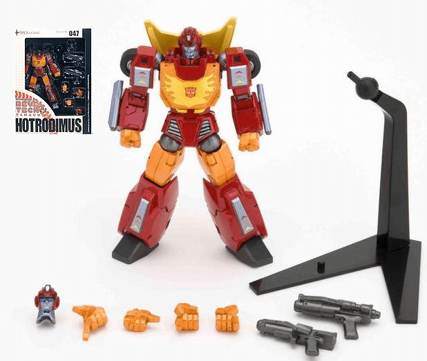 Revoltech #47 Hot Rodimus Action Figure