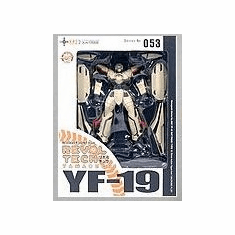 Revoltech #53 YF-19 Action Figure