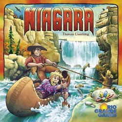 Rio Grande Games Niagara Board Game