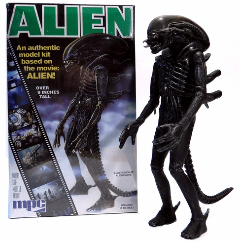 Round 2 MPC Alien Xenomorph Model Kit